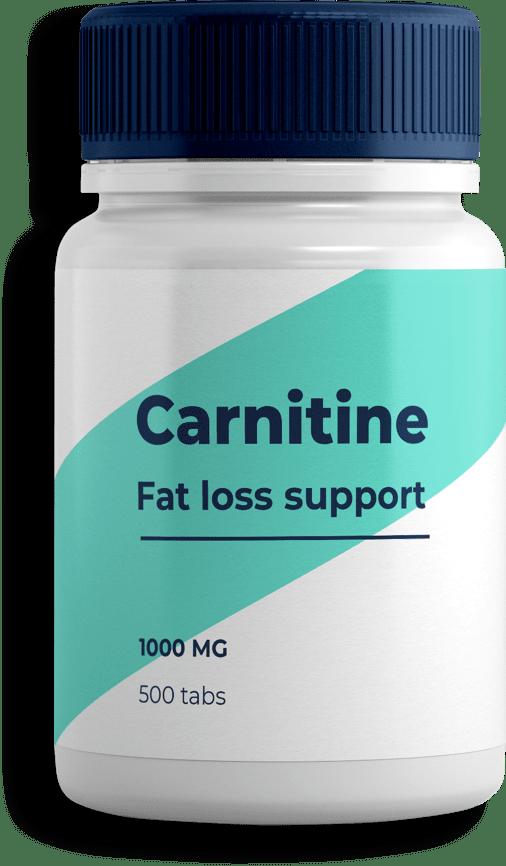 carnatine bottle